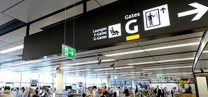 Chaos am Flughafen Wien wegen technischer Probleme