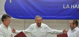 Waffenstillstand zwischen FARC und Regierung beginnt