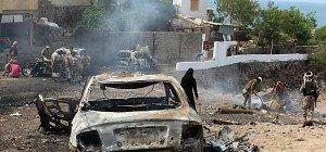 Dutzende Tote bei Selbstmordanschlag auf Soldaten im Jemen