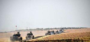 Türkei beschoss Kurden in Syrien und im Nordirak