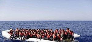 Italien rettete rund 6.500 Flüchtlinge vor Libyen aus Seenot