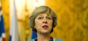 Theresa May berät mit Kabinett über Brexit-Fahrplan
