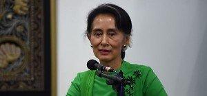 Historische Friedenskonferenz startet in Myanmar