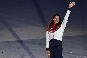 Isinbajewa schloss Olympia-Comeback 2020 nicht aus