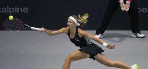 Barbara Haas in US-Open-Quali weiter, Novak out