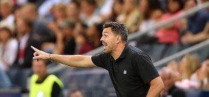 Salzburg-Trainer Oscar nahm nach CL-Aus auch Club in Pflicht