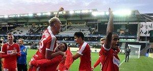 Austria versüßte sich Europacup-Comeback mit Gruppenphase