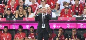 """Traumstart stimmte Neo-Bayern-Trainer Ancelotti """"glücklich"""""""