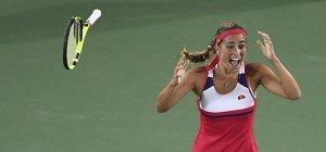Olympiasiegerin Puig als gefährliche US-Open-Außenseiterin