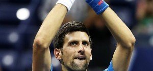 Djokovic mit Mühe in zweite US-Open-Runde eingezogen