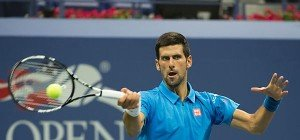 Djokovic kampflos in dritter US-Open-Runde
