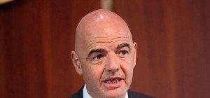 FIFA legte Gehalt für Infantino fest:1,5 Millionen Franken
