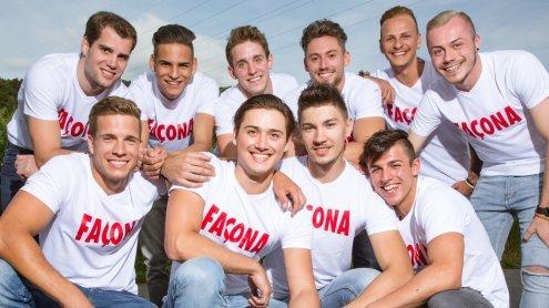 Mister Vorarlberg 2016: Jetzt startet die Online-Abstimmung!