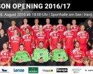 Freier Eintritt beim Saison-Opening des ALPLA HC Hard