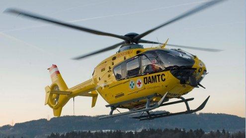 Wetterchaos: Zwei Wanderer am Arlberg vom Blitz getroffen