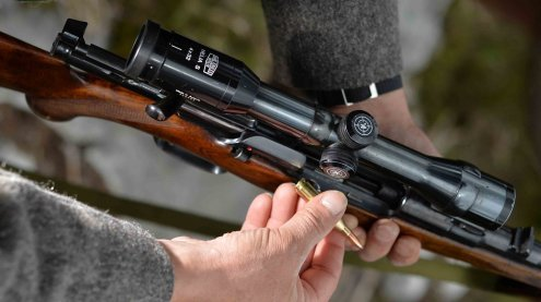 Ländle bewaffnet sich - Zweiter bei Zuwachs an Waffenbesitzern