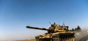 Türkische Panzer in Syrien: Was ist das Ziel der Militäroffensive?