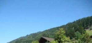 Alpabtrieb der Alpe Latons