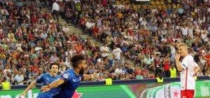 Salzburg scheiterte in CL-Quali an Zagreb