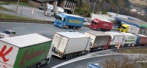Lustenau vom LKW-Schwerverkehr entlasten
