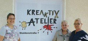 Kreaktiv-Atelier startet mit neuem Programm
