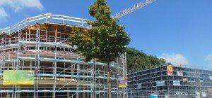 Neubau bei Loacker Recycling im Zeitplan
