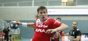Misslungene Generalprobe vor dem EHF Cup