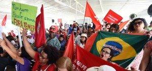 Brasiliens Präsidentin Rousseff wurde des Amtes enthoben