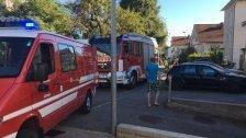 Keine Verletzten nach Brand in Lustenau