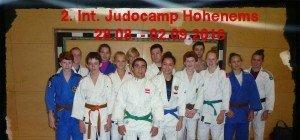 Judo-Jungstars trainieren in Hohenems