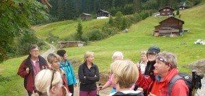 Herbst-Kräuterwanderung mit Hedi Blum