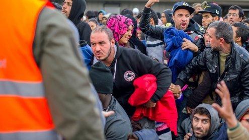 Ungarn nahm nur vier von 7.200 abgeschobenen Flüchtlingen