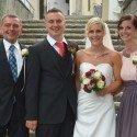 Hochzeit von Ramona Nesensohn  und Patrick Müller