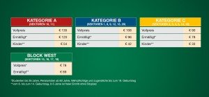 Karten- und Abo-Infos: Rapid und Austria Wien in der Europa-League-Gruppenphase