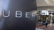 Uber: Milliardenverlust im ersten Halbjahr