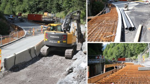 1,4 Mio. Euro Brücken-Desaster: Versicherung bezahlt Schaden