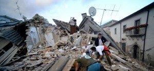 Schweres Erdbeben in Italien – mindestens 13 Tote