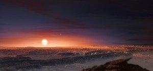 Forscher: Planeten um erdnächsten Stern entdeckt