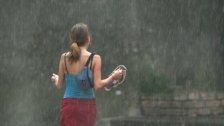 Regenschauer: War's das mit dem Sommer?