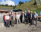 Ausflug des Zipfelkappen-Clubs zur Breithornhütte 2016