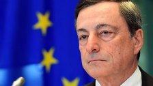 EZB-Chef Draghi warnt vor Verhandlungen