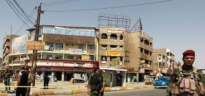 Selbstmordattentäter töteten in Bagdad 22 Menschen