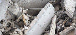 """UNO-Chef Ban Ki-moon nennt Aleppo ein """"Schlachthaus"""""""