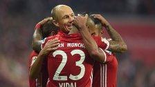Bayern gewinnt gegen Hertha –auch Köln siegt