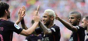 Barcelona auch ohne Messi souverän – Patzer von Real