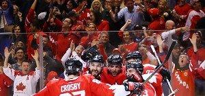 Kanada nach 5:3-Sieg über Russland im Finale des World Cup
