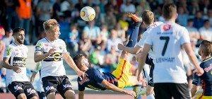 Salzburg ließ bei 0:0 in Altach Punkte liegen