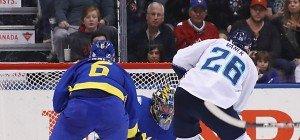 Team Europa nach Sieg gegen Schweden im World-Cup-Finale