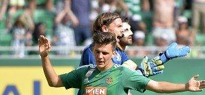 Rapid in Europa League gegen Bilbao ohne Murg