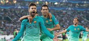 Champions League: Siege für spanische gegen deutsche Teams